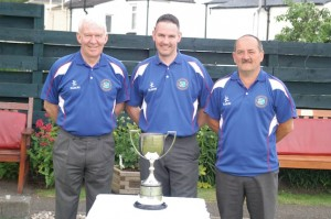 Carrick Knowe B.C. - Triples